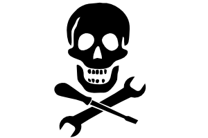 free vector Sven Mechanic Pirate clip art