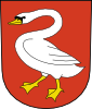 free vector Swan Goose Coat Of Arms clip art