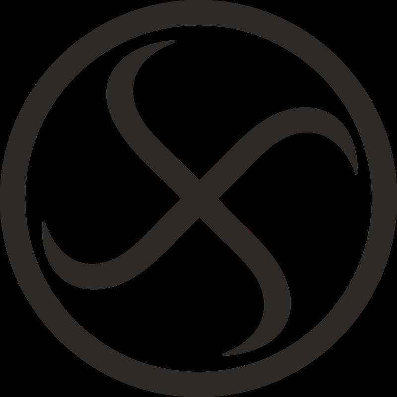 free vector Swastika Encircled Rotating Left