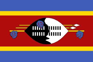 free vector Swaziland clip art