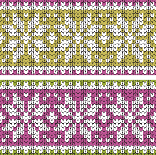 free vector Sweater texture vector background 1