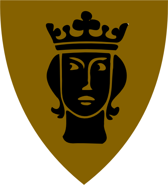 free vector Swedish Coat Of Arms Black clip art