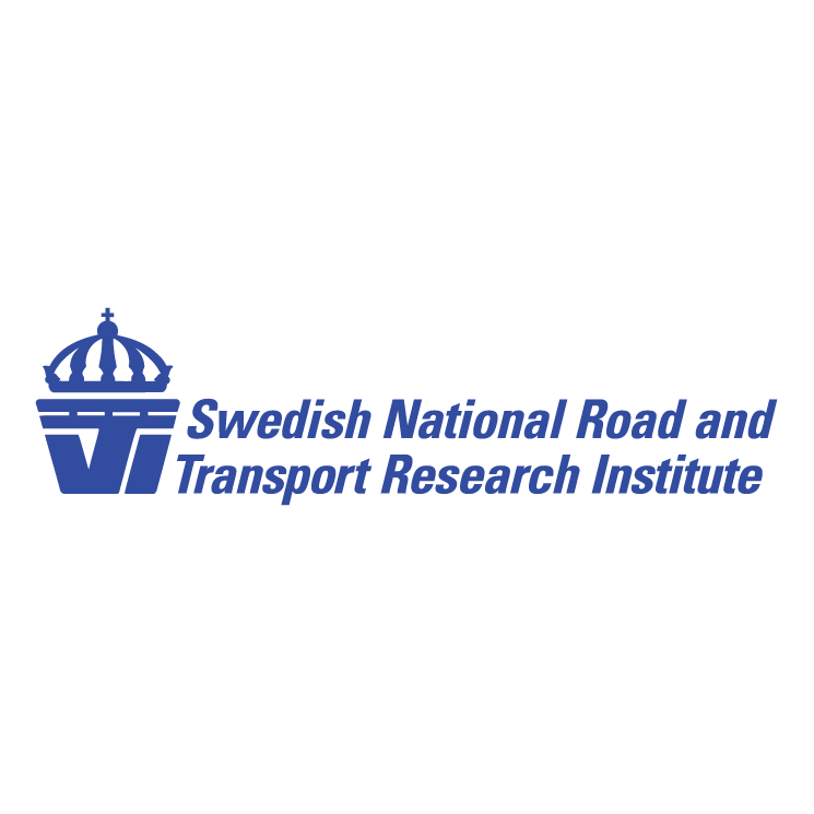 free vector Swedish national road and transport research institute