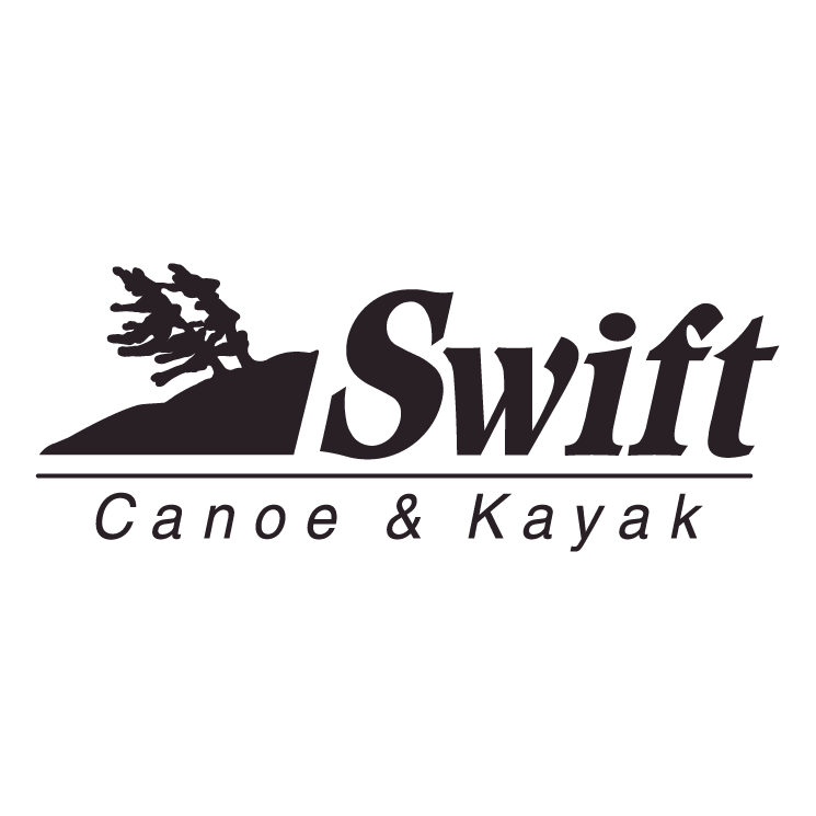 Swift canoe kayak (30297) Free EPS, SVG Download / 4 Vector