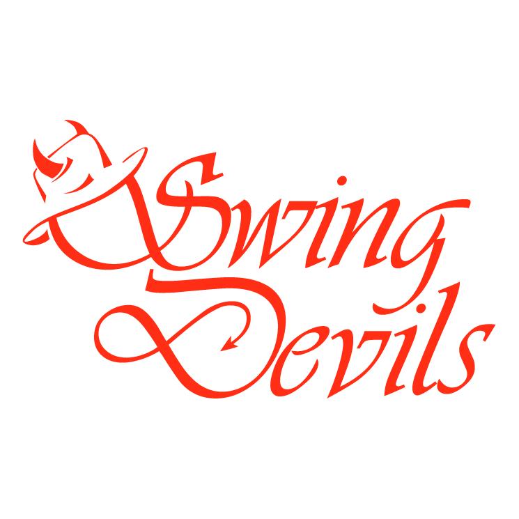free vector Swing devils