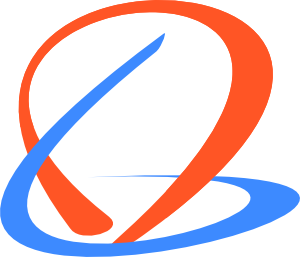 free vector Swirly Logo clip art