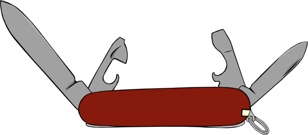 ... -swiss-army-knife-clip-art_118184_Swiss_Army_Knife_clip_art_hight.png