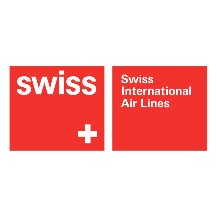 free vector Swiss international air lines