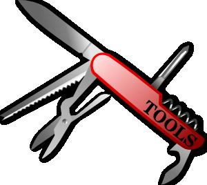free vector Swiss Knife clip art