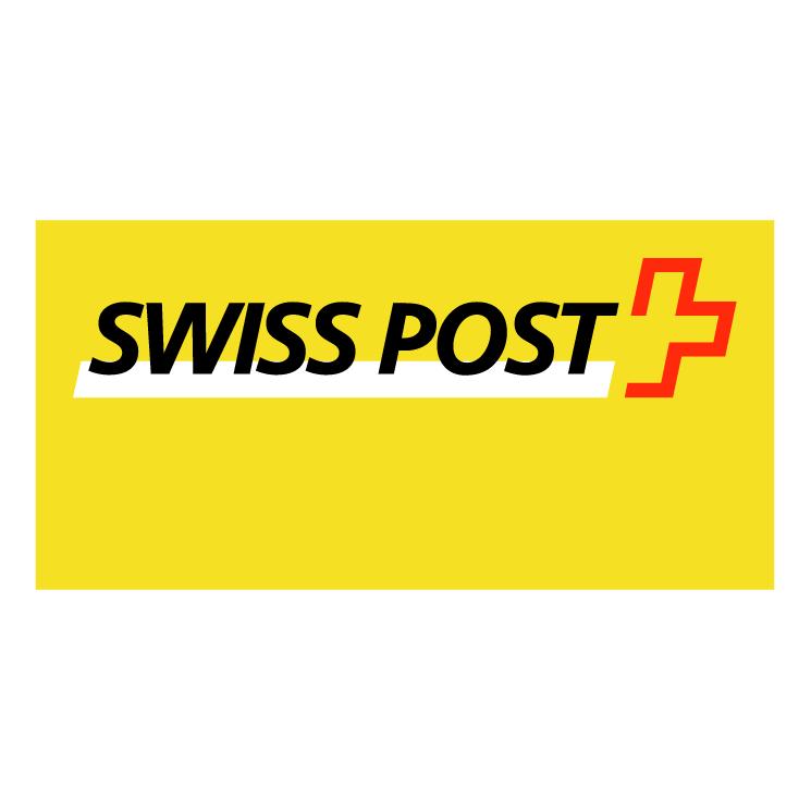 free vector Swiss post