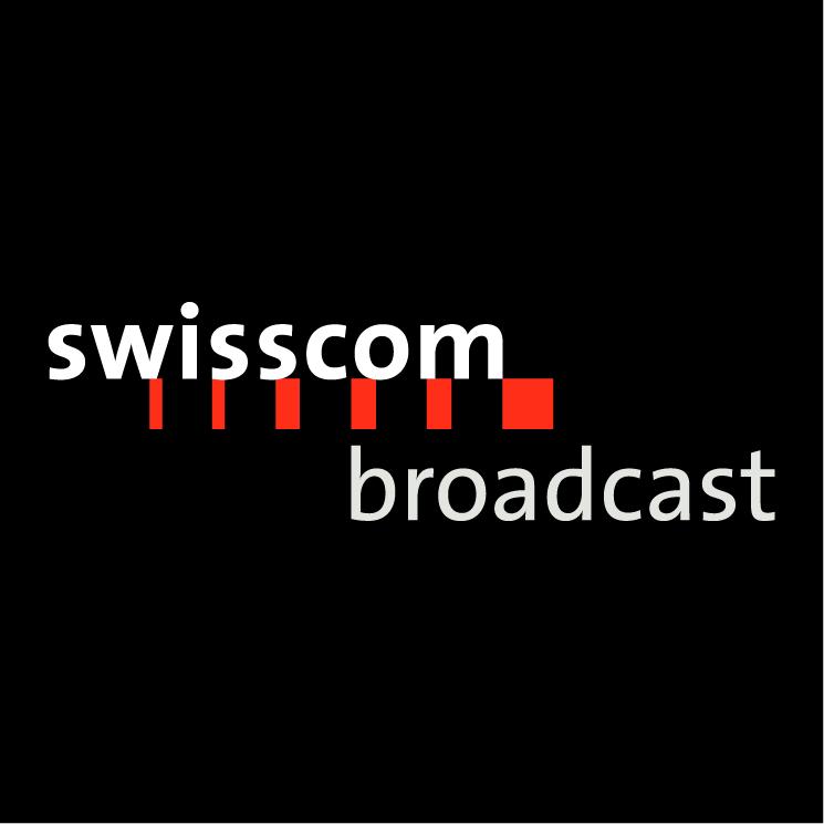 free vector Swisscom broadcast