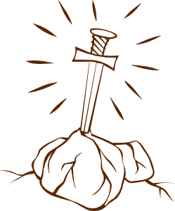 free vector Sword In The Stone
