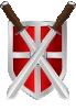 free vector Swords And Shield clip art