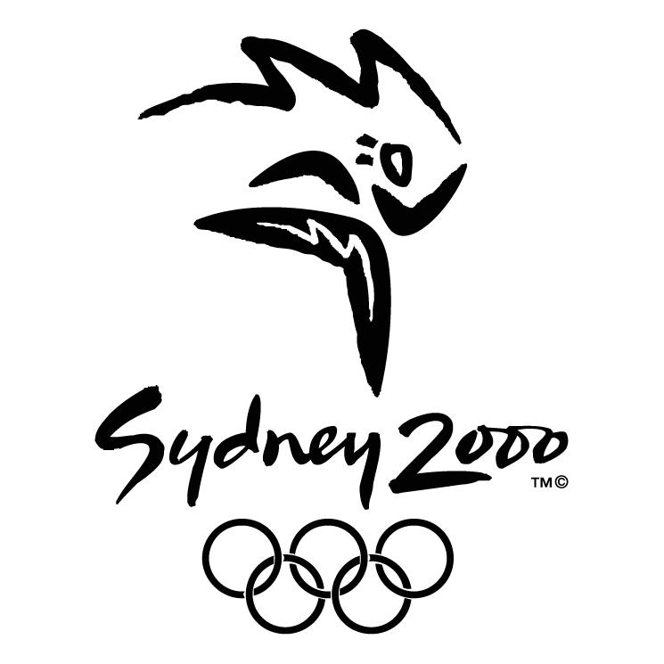 free vector Sydney 2000 1