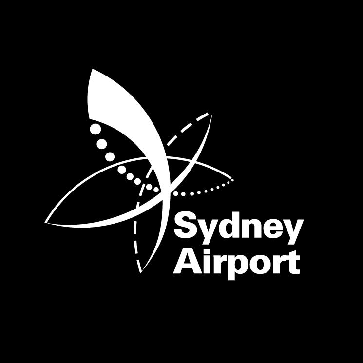 free vector Sydney airport 4
