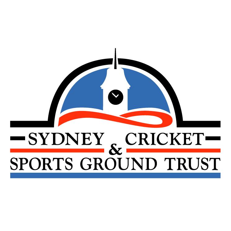 free vector Sydney cricket sports ground trust