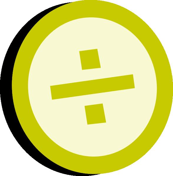 free vector Symbol Divide Vote clip art