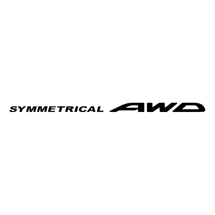 free vector Symmetrical awd 0
