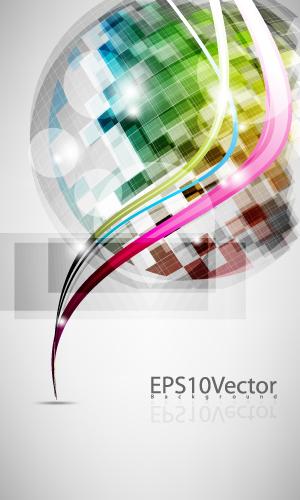 free vector Symphony ball vector 2 dream