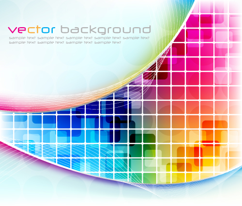 free vector Symphony box background vector 2