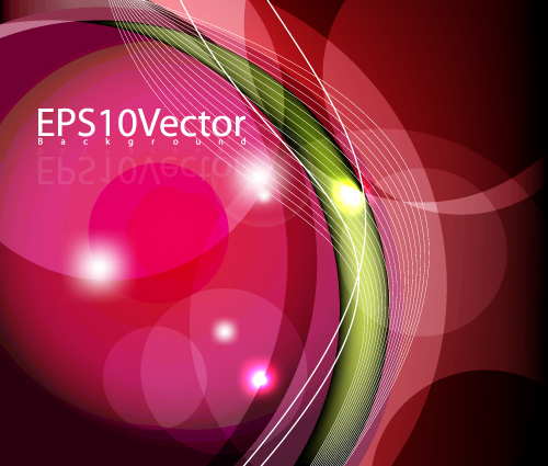 free vector Symphony of the background pattern vector