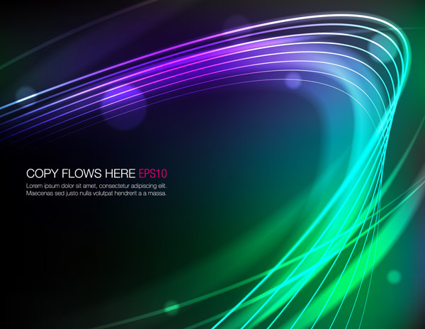 free vector Symphony of the background vector 4
