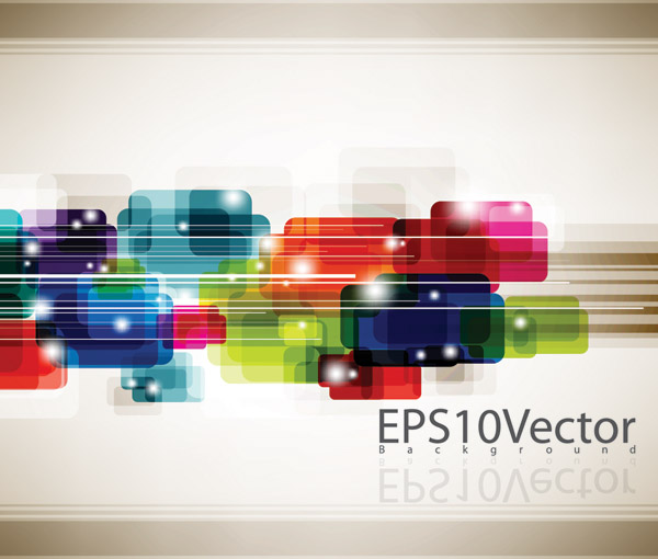 free vector Symphony of the background vector fashion