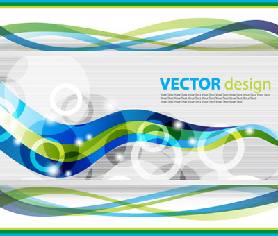 free vector Symphony of the background vector