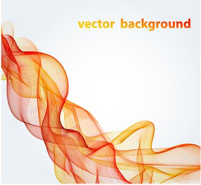 free vector Symphony smoke vector