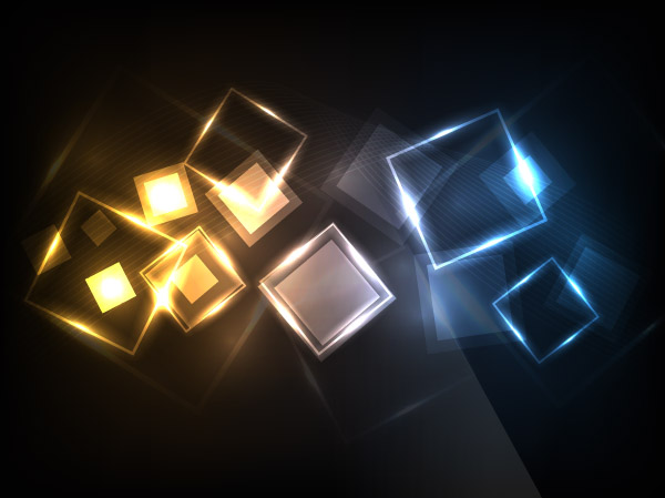 free vector Symphony square background vector