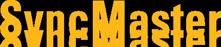 free vector SyncMaster logo