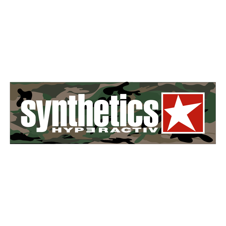 free vector Synthetics hyperactiv 2