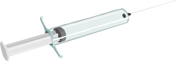 free vector Syringe clip art