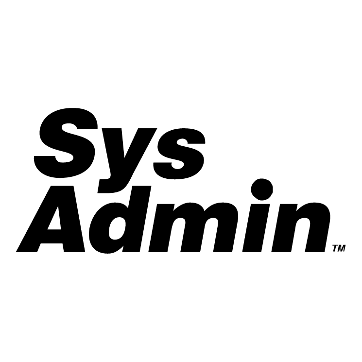 free vector Sys admin