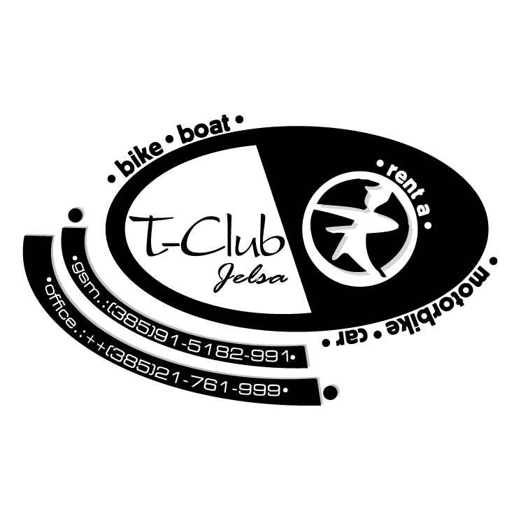 free vector T club