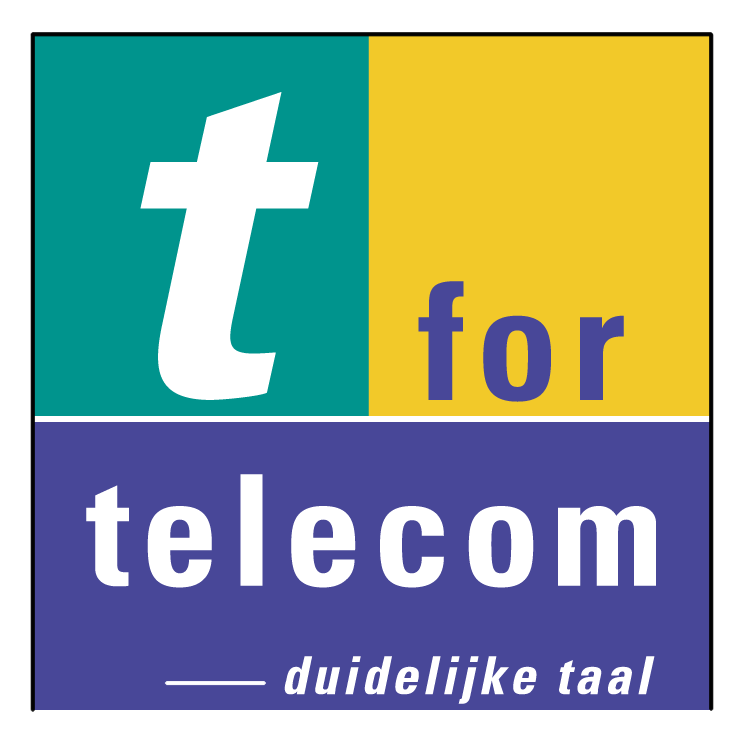 free vector T for telecom 0