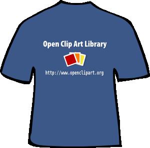 free vector T-shirt clip art