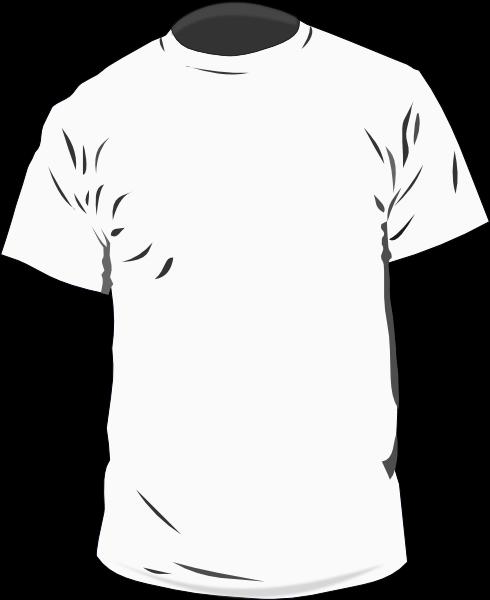free vector T-shirt Vector Template