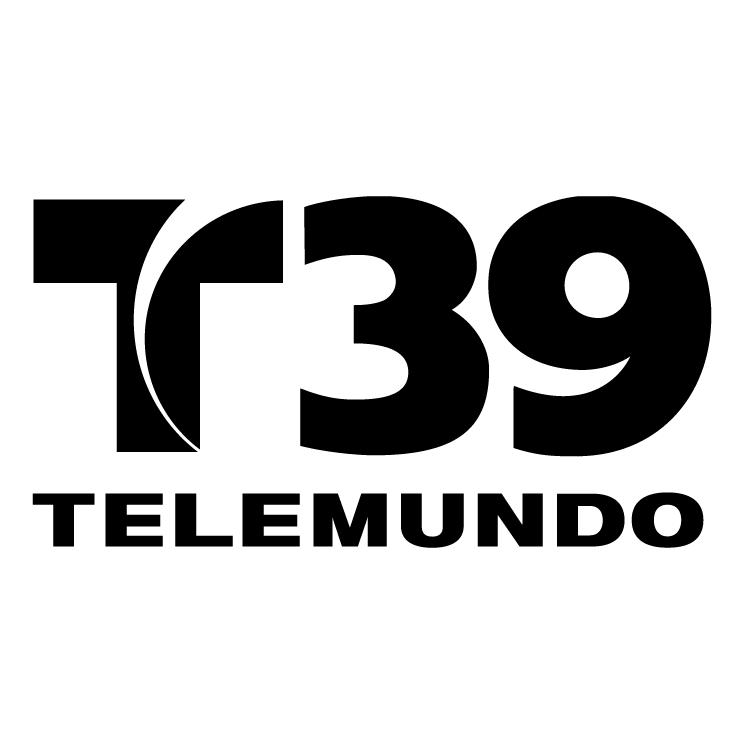 free vector T39 telemundo