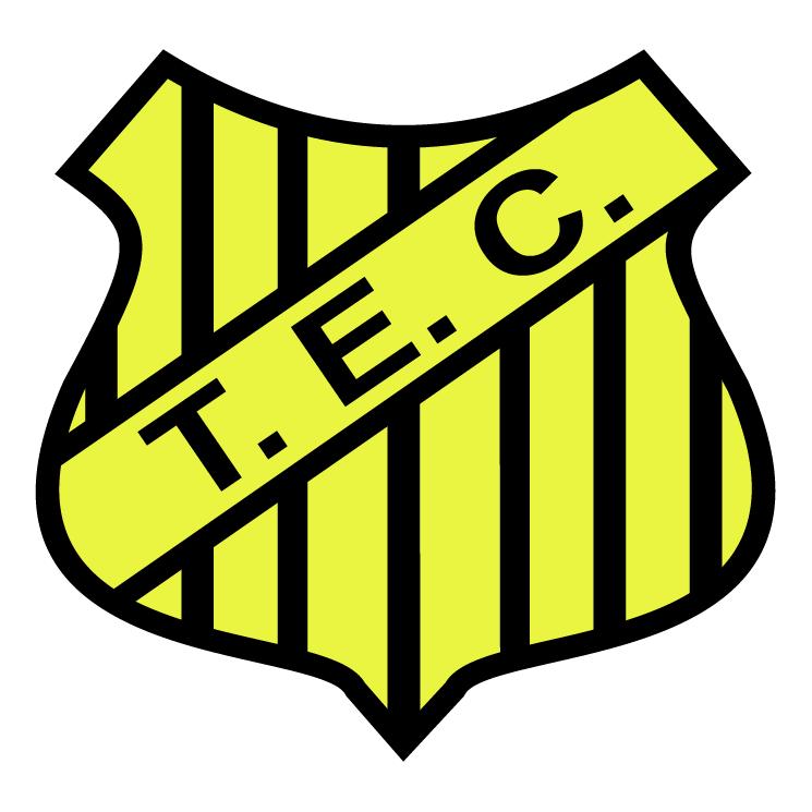 free vector Tabajara esporte clube de catole da rocha pb