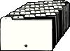 free vector Tabs Dividers clip art