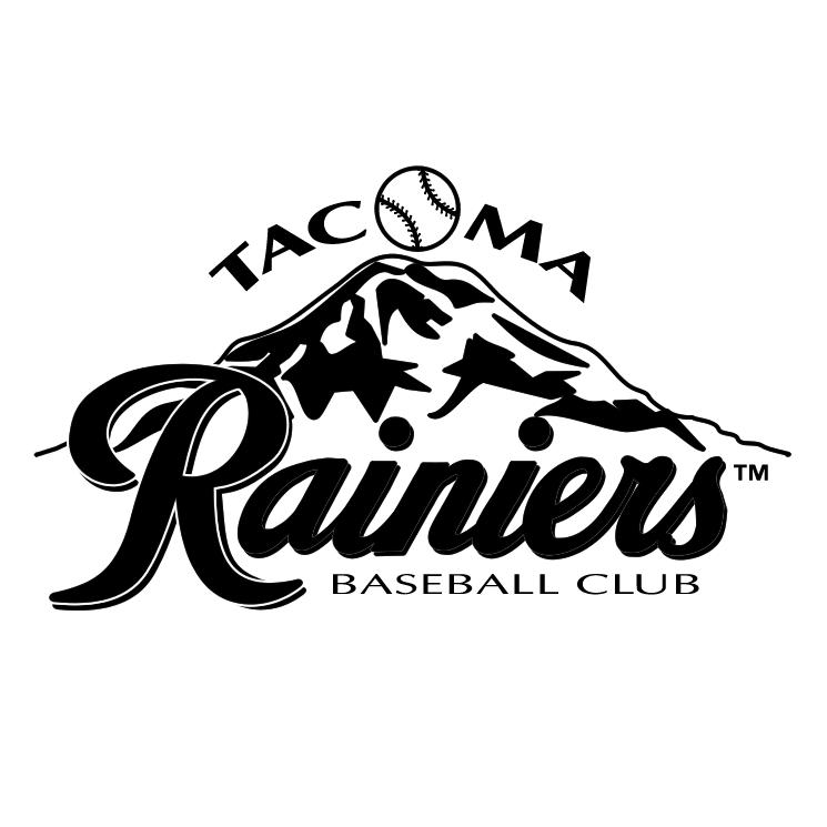 free vector Tacoma rainiers 0