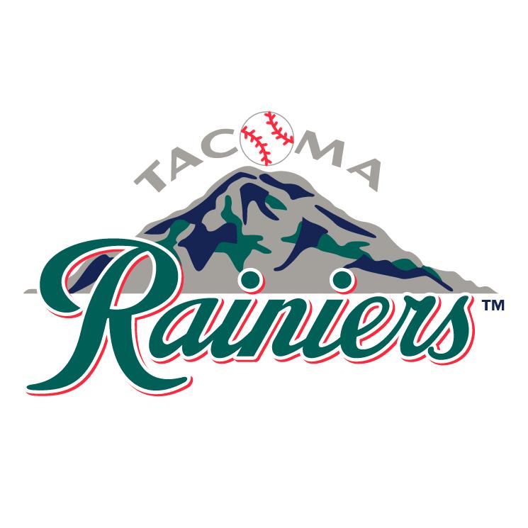 free vector Tacoma rainiers 1