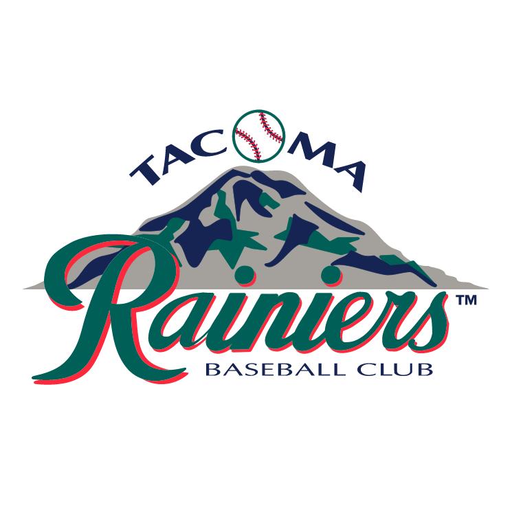 free vector Tacoma rainiers 2