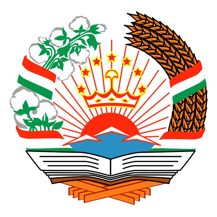 free vector Tadjikistan