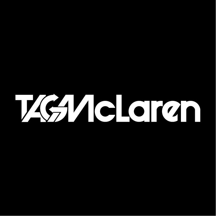 free vector Tag mclaren