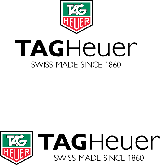 free vector TagHeuer logos