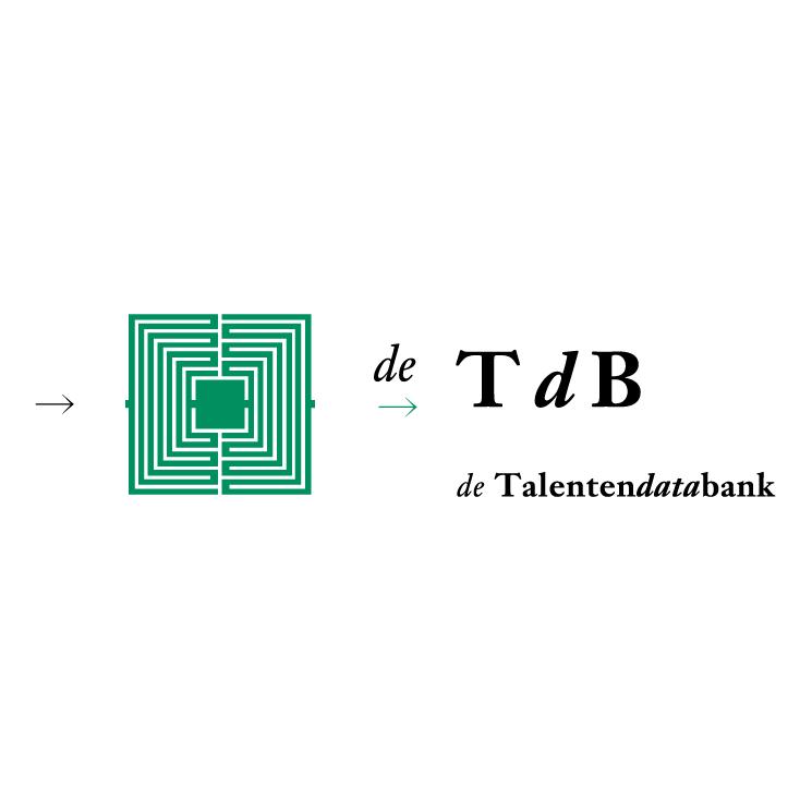 free vector Talentendatabank