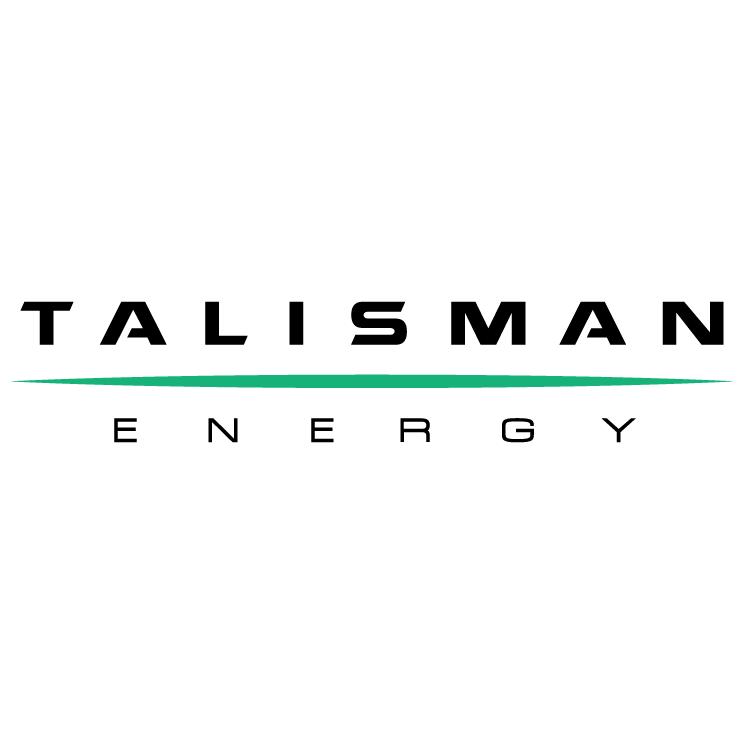 free vector Talisman energy