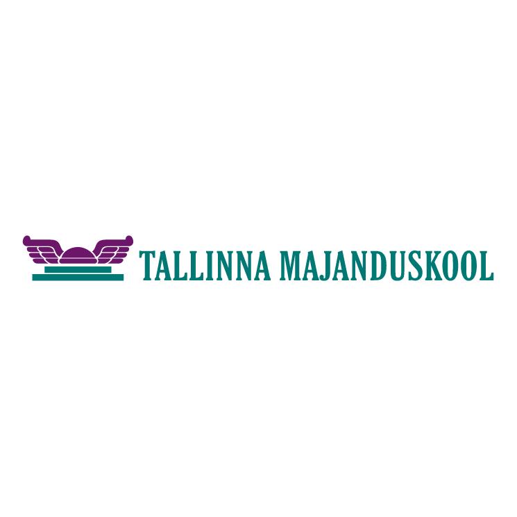 free vector Tallinna majanduskool